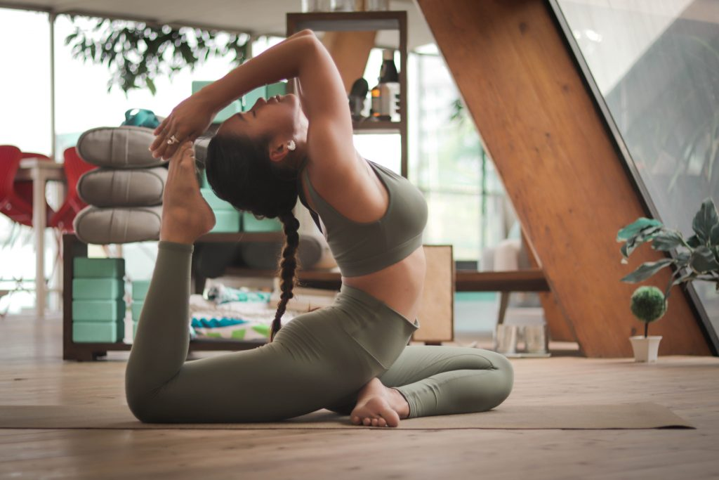 yoga para bailarines